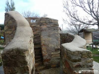 Nacimiento Río Cofio - Comida Navidad;vacaciones senderismo españa caminar rapido madrid senderism
